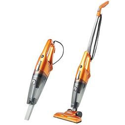 VonHaus 2 -in- 1 Corded Upright Stick and Handheld Vacuum Cl