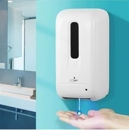 1000ml Automatic Liquid Soap Dispenser Touchless Sensor Wall