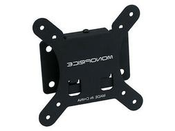 Monoprice Fixed TV Wall Mount Bracket - For TVs 10in to 26in