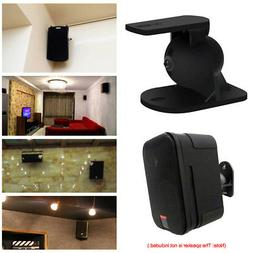 1Pair Universal WALI Speaker Wall Mount Stand Bracket With F