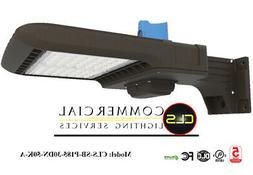 185 Watt LED Commercial Meanwell Driver Outdoor Pole Area Wa