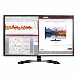 LG 32MA68HY-P 32-Inch IPS Monitor with Display Port and HDMI