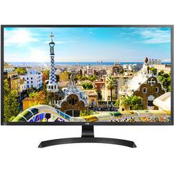 LG 32UD59-B 32-Inch 4K UHD LED-Lit Monitor with FreeSync