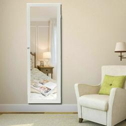47 full length mirror wall mount mirrored