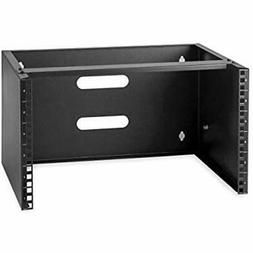 6U Computer Accessories & Peripherals Wall Mount Patch Panel