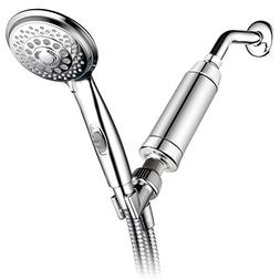 HotelSpa 7-Setting Handheld Shower with Patented ON/OFF Paus