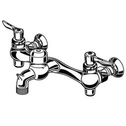 American Standard 8350243.004 Service Sink Faucet, 3 Inch Va