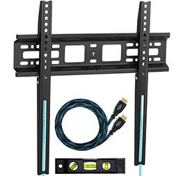 "Cheetah Mounts APFMSB TV Wall Mount Bracket for 20-55"" TVs"