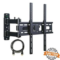 Full Motion TV Wall Mount Bracket 32 46 50 55 60 inch LED LC