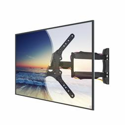 Full Motion TV Wall Mount Swivel Bracket 32 40 42 47 55 Inch