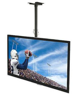 Mount-It Ceiling TV Mount For 32 37 40 42 43 50 55 60 65 70