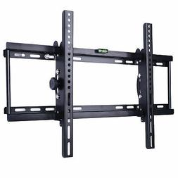 "Slim Tilt TV Wall Mount Bracket 32~70"" Flat Screen LCD LED P"