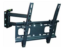 Adjustable Tilting/Swiveling Wall Mount Bracket for LCD Plas