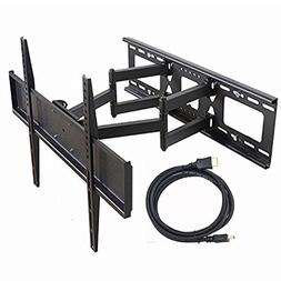 VideoSecu Articulating TV Wall Mount for Samsung UN46C8000XF