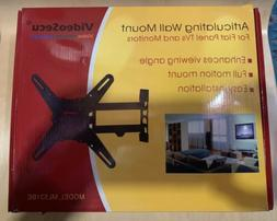 articulating wall mount for flat tv or