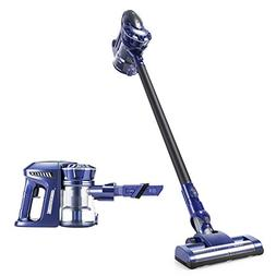 PUPPYOO Cordless Vacuum Cleaner, Stick Vacuum for Carpet Har