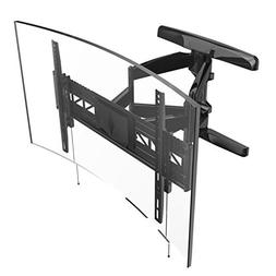 "Loctek Curved TV Wall Mount Bracket for 32-70"" inch Articula"