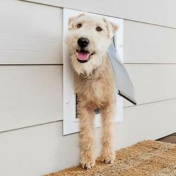Medium Dog Door WALL MOUNT Doggie Door Pet  PetSafe Pet Supp