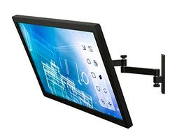 Mount-It! Flat Panel Monitor/LCD TV Wall Mount with Dual Art