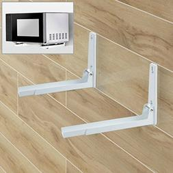 Agile-shop Foldable Stretch Shelf Rack Wall Mount Kitchen Mi