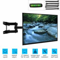 Full-Motion HDTV TV Wall Mount Bracket 32 36 37 40 42 47 50