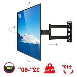 "Full Motion TV Wall Mount Bracket 32""37""42""43""46""50""55""60"" i"