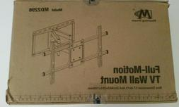 """Mounting Dream Full Motion TV Wall Mount  Fits Most TVs 42"""""""