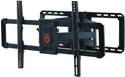 """ECHOGEAR Full Motion TV Wall Mount for Big TVs Up to 86"""" TVs"""