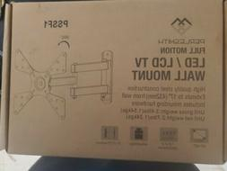 """PERLESMITH Full Motion TV Wall Mount for Most 10""""-40"""" TVs &"""