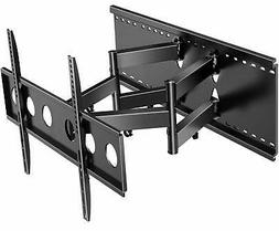 PERLESMITH Full Motion TV Wall Mount for Most 37-80 Inch TVs