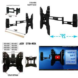 Aeon Stands And Mounts Full Motion Wall Mount With 29-Inch E