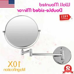 10X Magnifying Makeup Mirror Magnification Bathroom Double-S