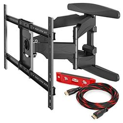 "Mount Factory Heavy Duty Articulating TV Wall Mount 40""-70"""