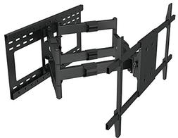 Heavy Duty Dual Arm  Articulating Wall Mount for Samsung LG
