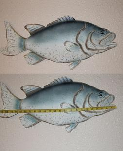 Huge Bass Wall Mount, 24 1/2 inch, Metal, 2 of BRR-01
