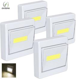 Indoor  LED Wall Tap Lights 600 Lumen Bright Wall Mount Hook