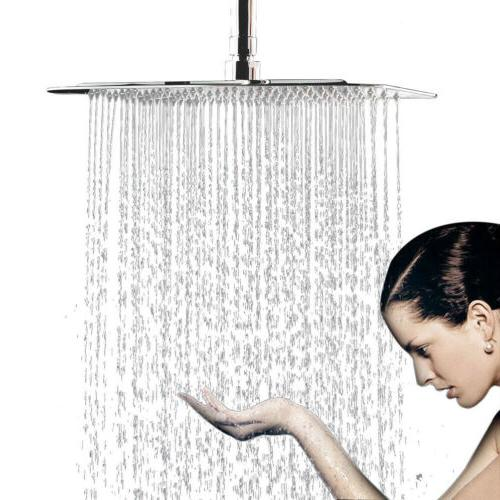 """12"""" Large 1/2Inch Shower Ceiling Wall"""