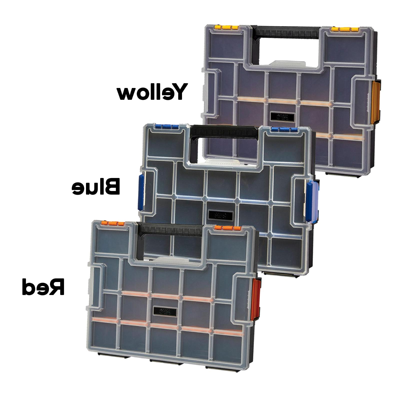 15 Compartment Small Various Colors