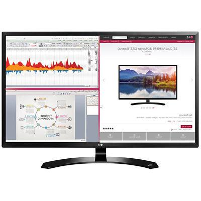 "LG 32"" Full HD IPS LED Monitor 1920 x 1080 16:9 32MA68HYP"