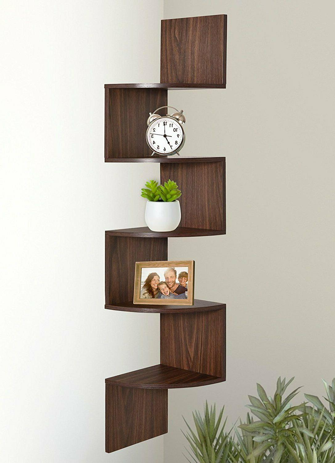Greenco Mount Shelves Finish Home New color