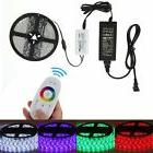5m RGB 5050 SMD 300 LED strip light waterproof tape lamp Rem