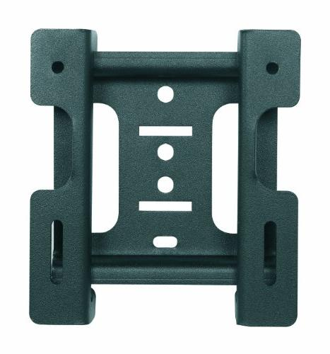 AVF EL100B-A Flat to Wall TV Mount for 12-Inch to 25-Inch TV