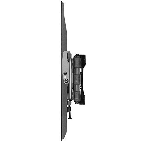 """Cheetah Mounts Dual Articulating Mount Bracket TVs to 400 and 115lbs, Mounts to 16"""" studs and Veins HDMI and Magnetic"""