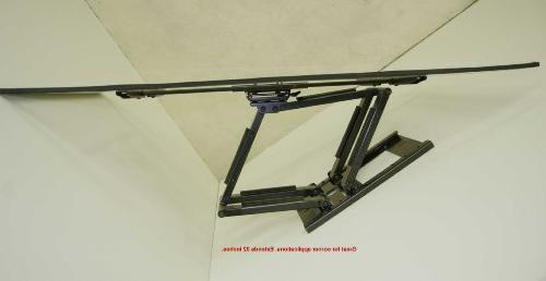Full Motion Mount with Long Extension to
