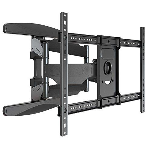 "Heavy-Duty Motion TV Wall - Articulating Swivel Screen from to 70"" – 10' HDMI"