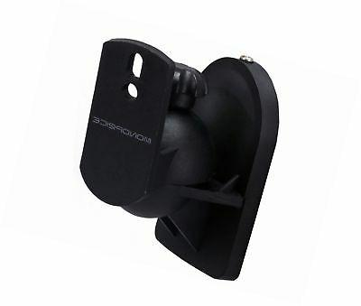 Monoprice Low Profile 7.5 lb. Capacity Speaker Wall Mount Br