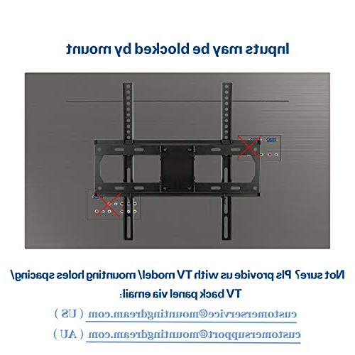 Mounting TV 26-55 Inches Kit & TV Mount up and MD2377-KT