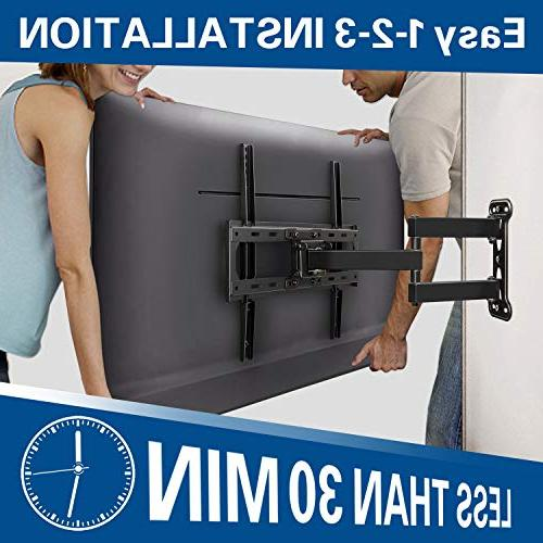Mounting Dream TV for 26-55 Inches TVs, TV Bracket Kit Finder & TV Wall up and