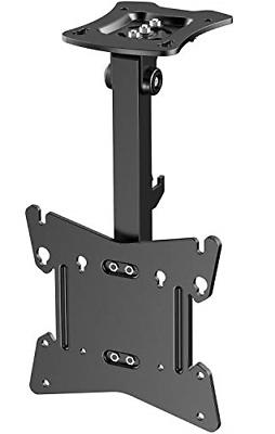 adjustable ceiling tv wall mount swivel tilting
