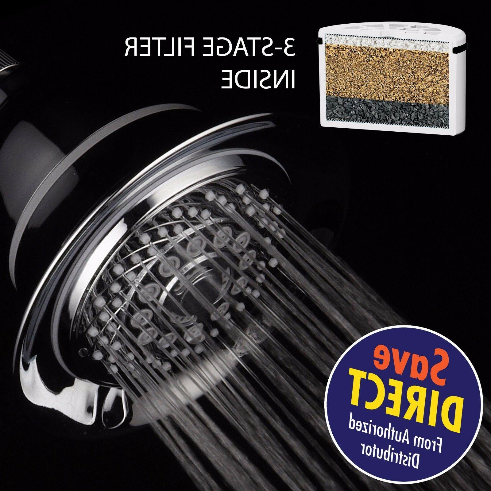 AquaCare Shower-Head Chrome Face with